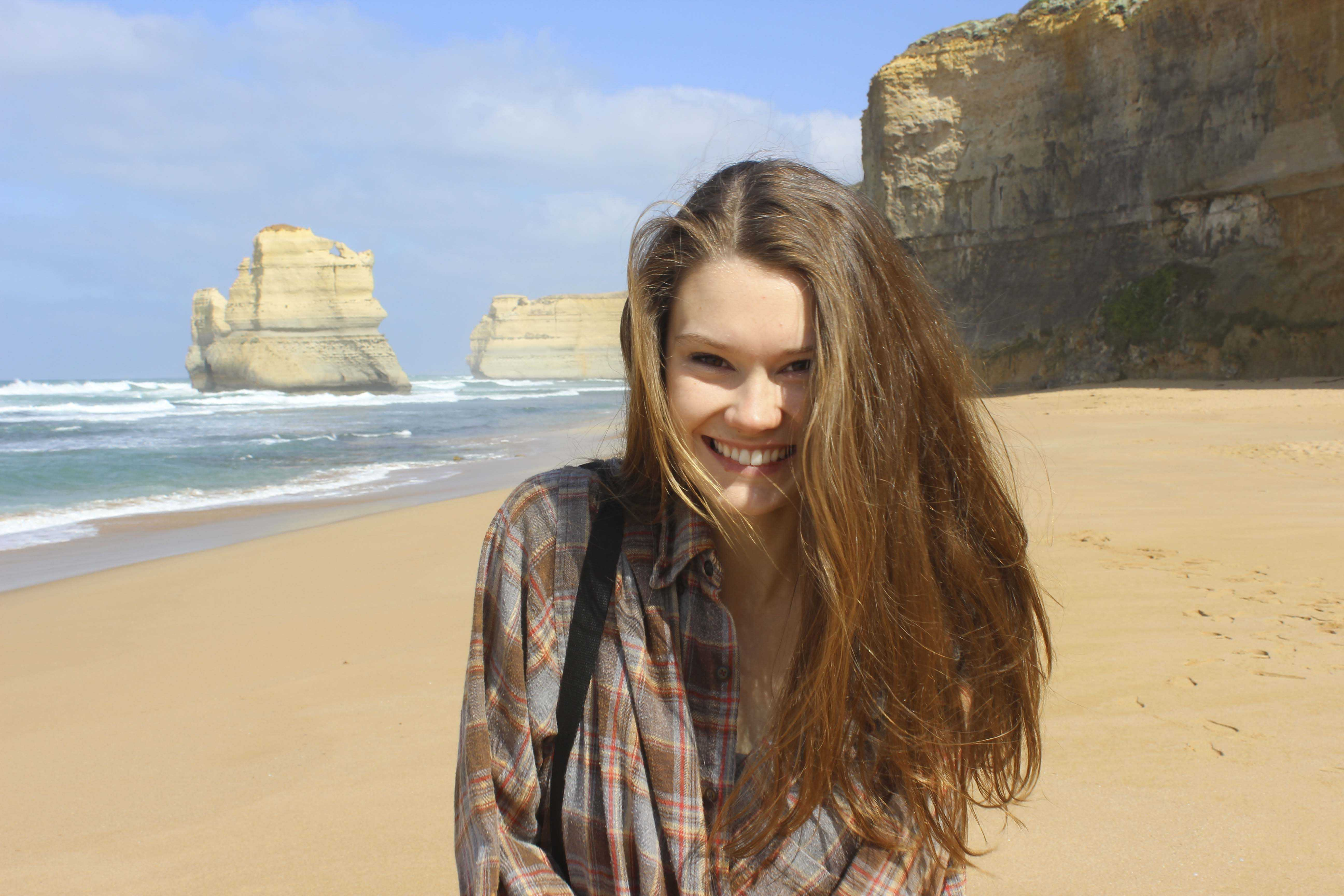 GLS senior Melissa Godin is one of three Rhodes Scholars at NYU and has done extensive work in the international community.