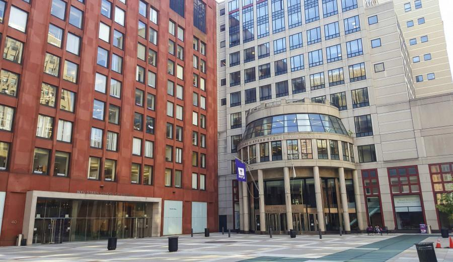 Stern School of Business will soon be expanding to NYU's Washington DC campus