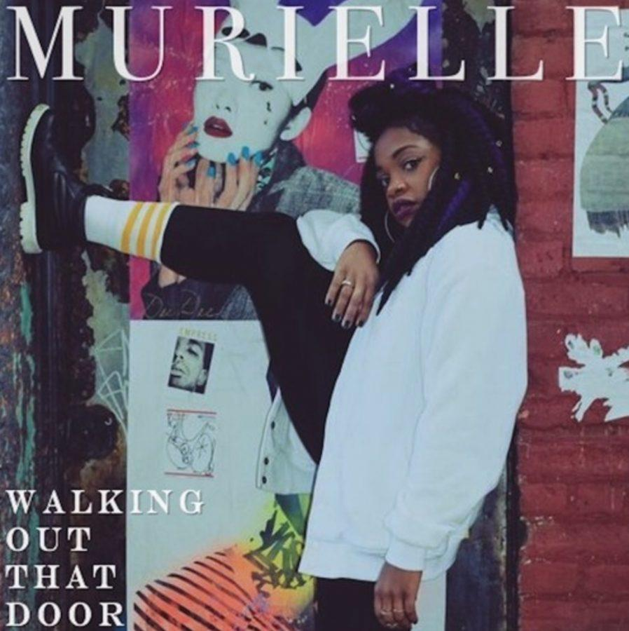 NYU+artist+Murielle+released+her+much-anticipated+single+%22Walk+Out+That+Door%22+today+in+collaboration+with+fellow+students+at+Village+Records.