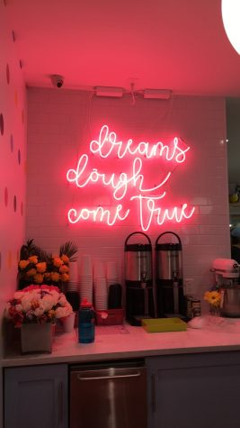 New Cookie Dough Shop Is DOlicious
