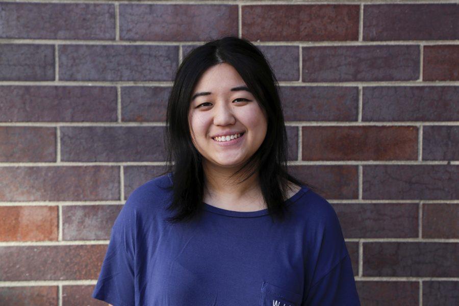 Managing Editor Kaitlyn Wang