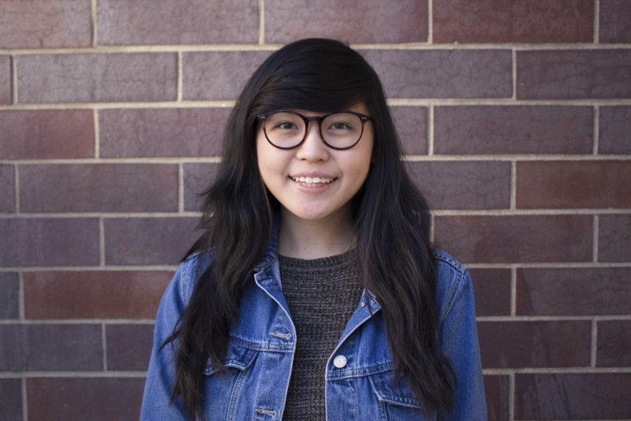 Multimedia Editor Veronica Liow