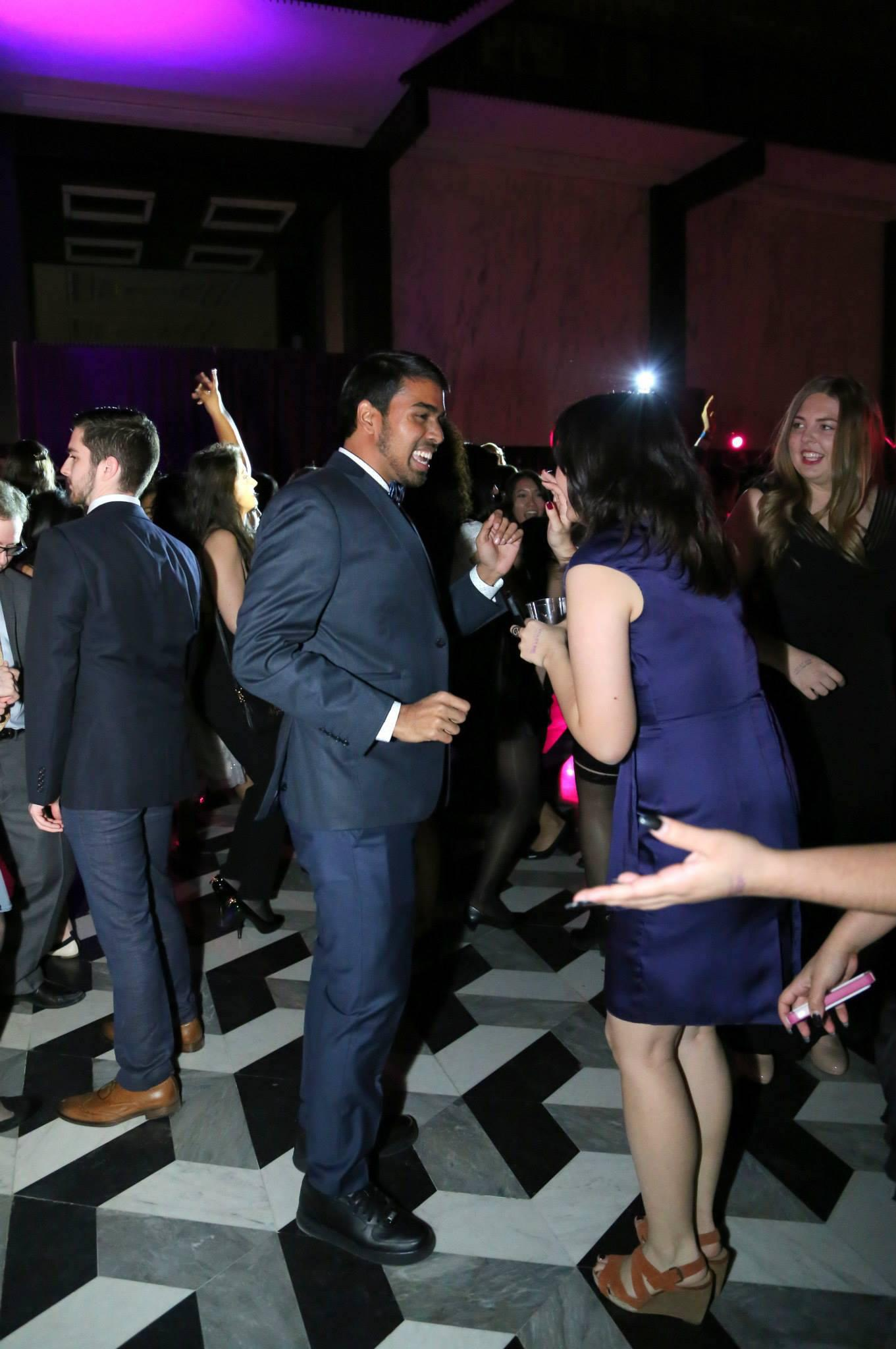 The 27th Annual Violet Ball, which was on Feb. 27, 2016 brought the NYU community for a night of music and fun.