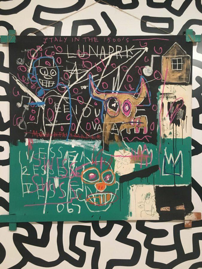 %22LNAPRK%22+by+Jean-Michel+Basquiat%2C+on+display+at+the+Whitney+Museum+of+American+Art.