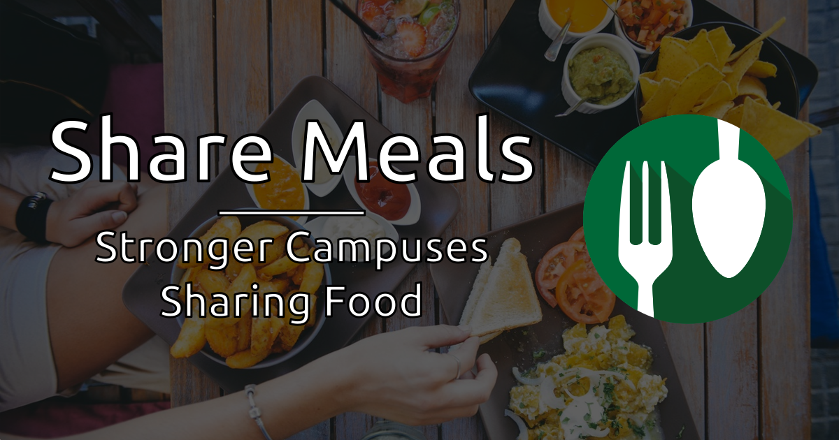 Chin hopes Share Meals will help battle food insecurity and bring the NYU community together.