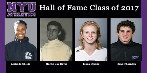 What NYU Sports Hall of Fame Means