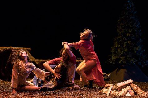 """Vim Vigor Dance Company Haunts in """"Future Perfect"""""""