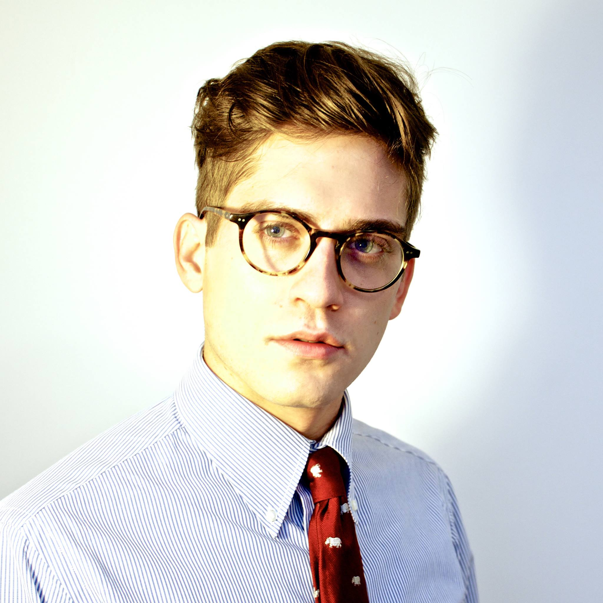 Lucian Wintrich, the White House press correspondent for Gateway Pundit, was scheduled to speak at an NYUCR event, which has been postponed following security concerns.