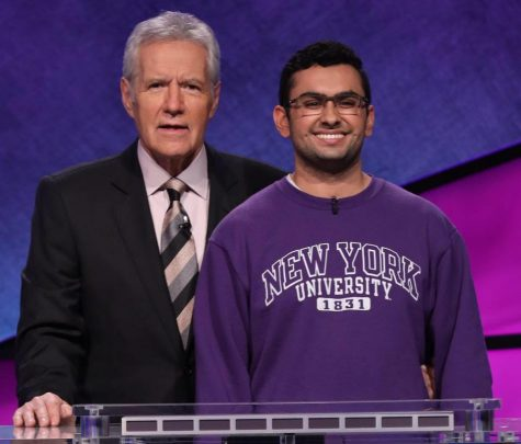 NYU Student in the Running to Win $100,000 Jeopardy Prize