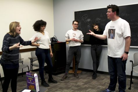 Comedy is No Laughing Matter for NYU's Dangerbox