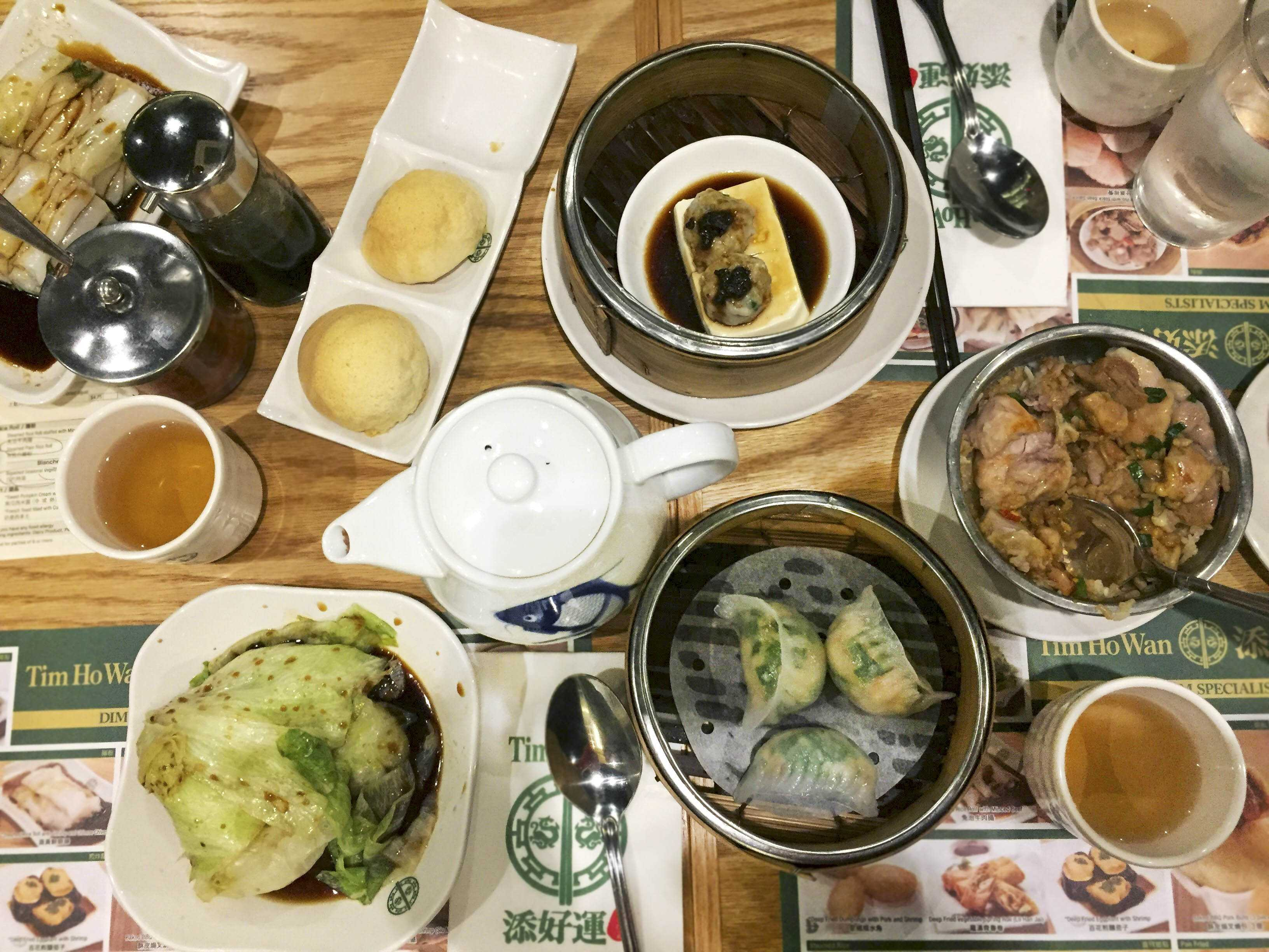 For many, eating at a Michelin-starred restaurant seems like an unrealistic goal considering the often astronomical prices.  Thankfully, Tim Ho Wan, the cheapest Michelin-starred restaurant in the world, is located nearby at 85 Fourth Ave.