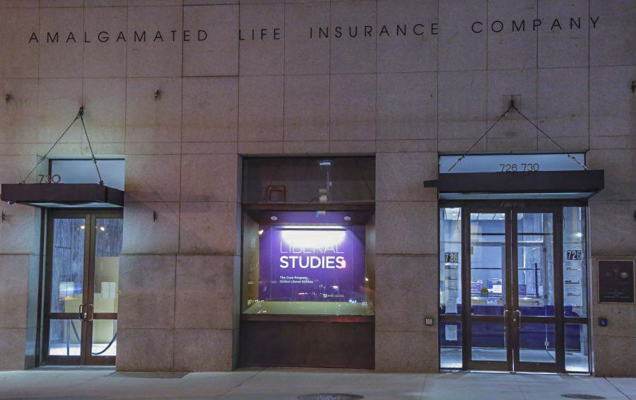 The NYU Student Health Center, which offers mental health services to the university's 50,000 students. The center has faced criticism recently for the limited scope of its mental health services, forcing many to obtain often expensive external treatment instead.