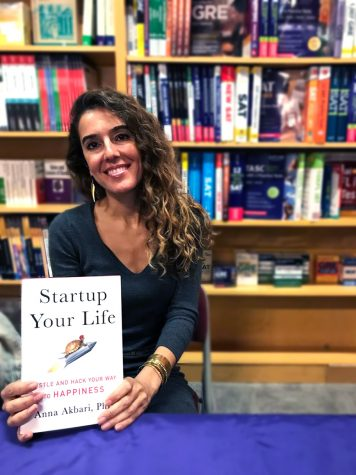 Anna Akbari Deconstructs the Business of Life