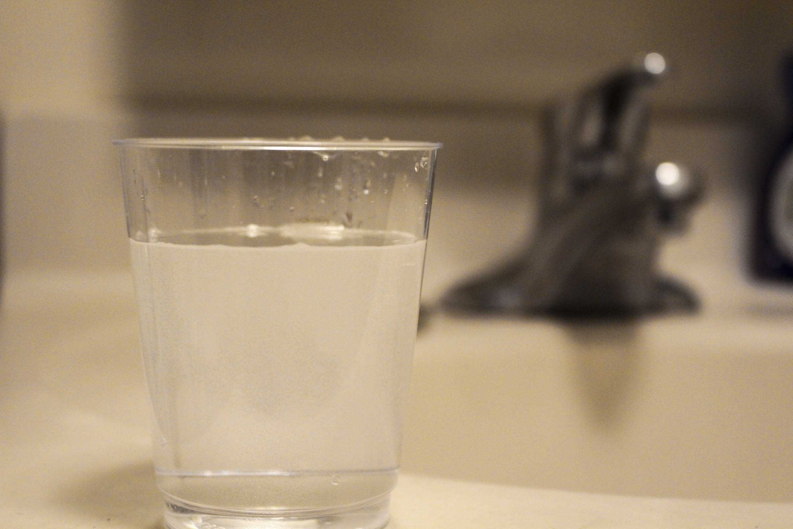 Is NYU\'s Cloudy Water Safe to Drink? – Washington Square News
