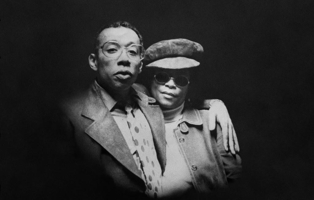 "Lee Morgan, the legendary New York jazz trumpeter, poses with his wife and murderer, Helen More. The new documentary by Kasper Collin, ""I Called Him Morgan,"" retells the life of the musician."