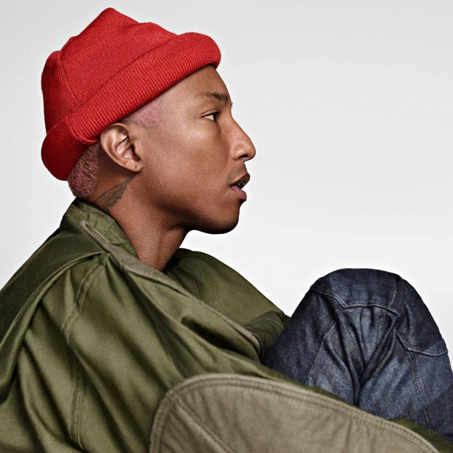 Pharrell williams is 2017 commencement speaker for Ceo cosa significa