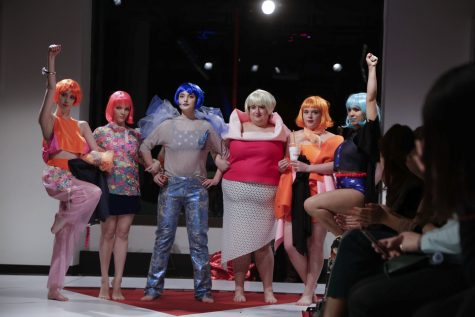 Gallatin Fashion Artists Strut Their Design Stuff