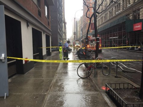 BREAKING: NYU Buildings Evacuated Due to Nearby Manhole Fires