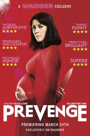 The Youngest Little Murderer in 'Prevenge'