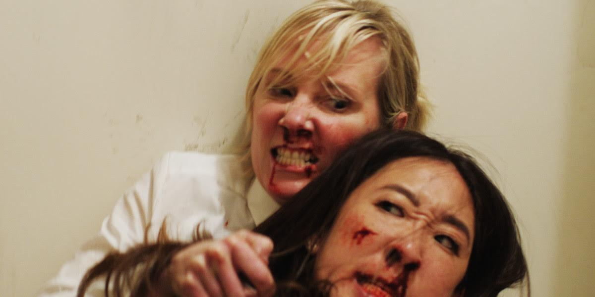 """Onur Turkel's new film """"Catfight"""" stars Sandra Oh and Anne Heche, two ex-friends who reunite after 20 year after splitting. The movie opens in New York and on all digital platforms on March 3."""