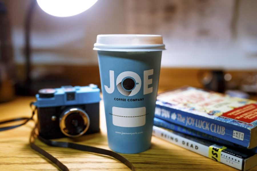 Joe+Coffee+on+8th+Street.+Coffee+can+be+a+lifesaver+to+a+student%2C+especially+during+midterm+season.+Here+are+a+few+great+coffee+shops+on+campus+that+can+substitute+for+the+usual+Starbucks.%0A