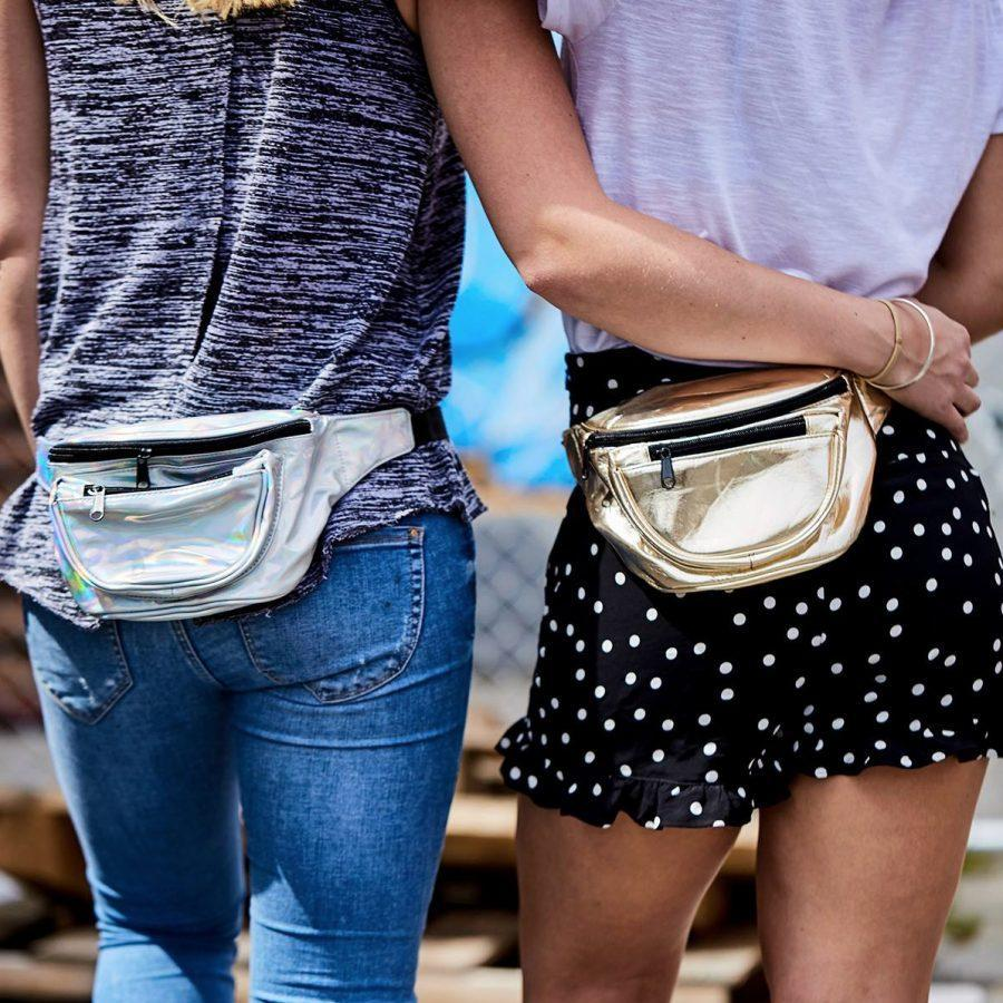 Fanny+packs+are+a+hands-free+bag+that+are+coming+back+into+style.+Even+Kendall+Jenner+and+A%24AP+Rocky+have+been+toting+this+trend+lately.