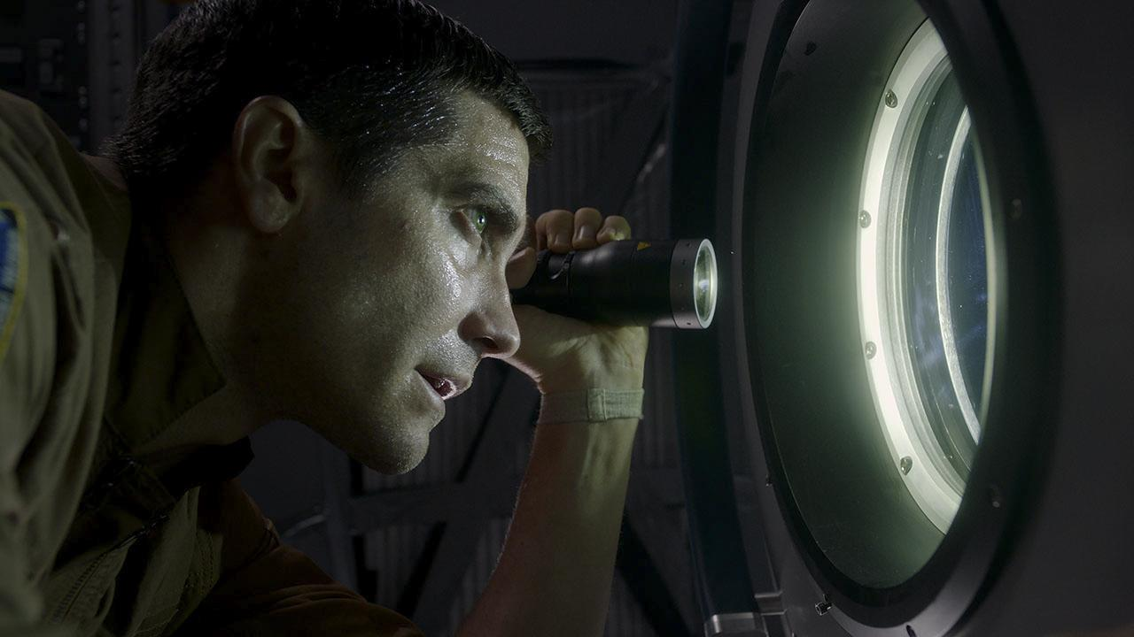 """Jake Gyllenhaal stars in """"Life,"""" a film about the potential dangers of finding extraterrestrial life on Mars. """"Life,"""" released in theaters on March 24, is now playing."""