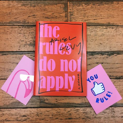 Ariel Levy Navigates Life, Love in 'The Rules Do Not Apply'