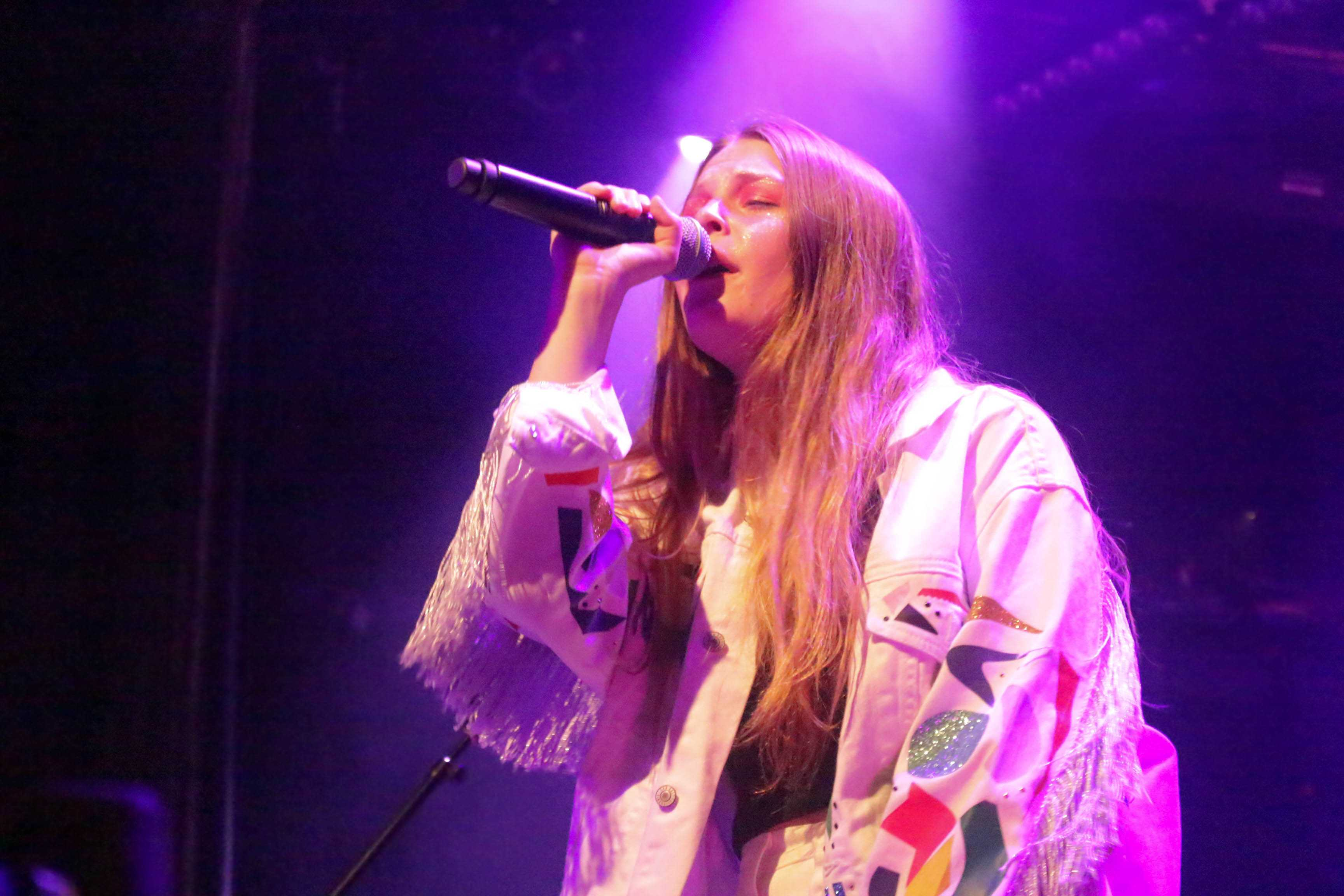 On April 11, Maggie Rogers performed at Bowery Ballroom, continuing her successful music career. She played her EP and several new songs, staying true to herself as an artist.