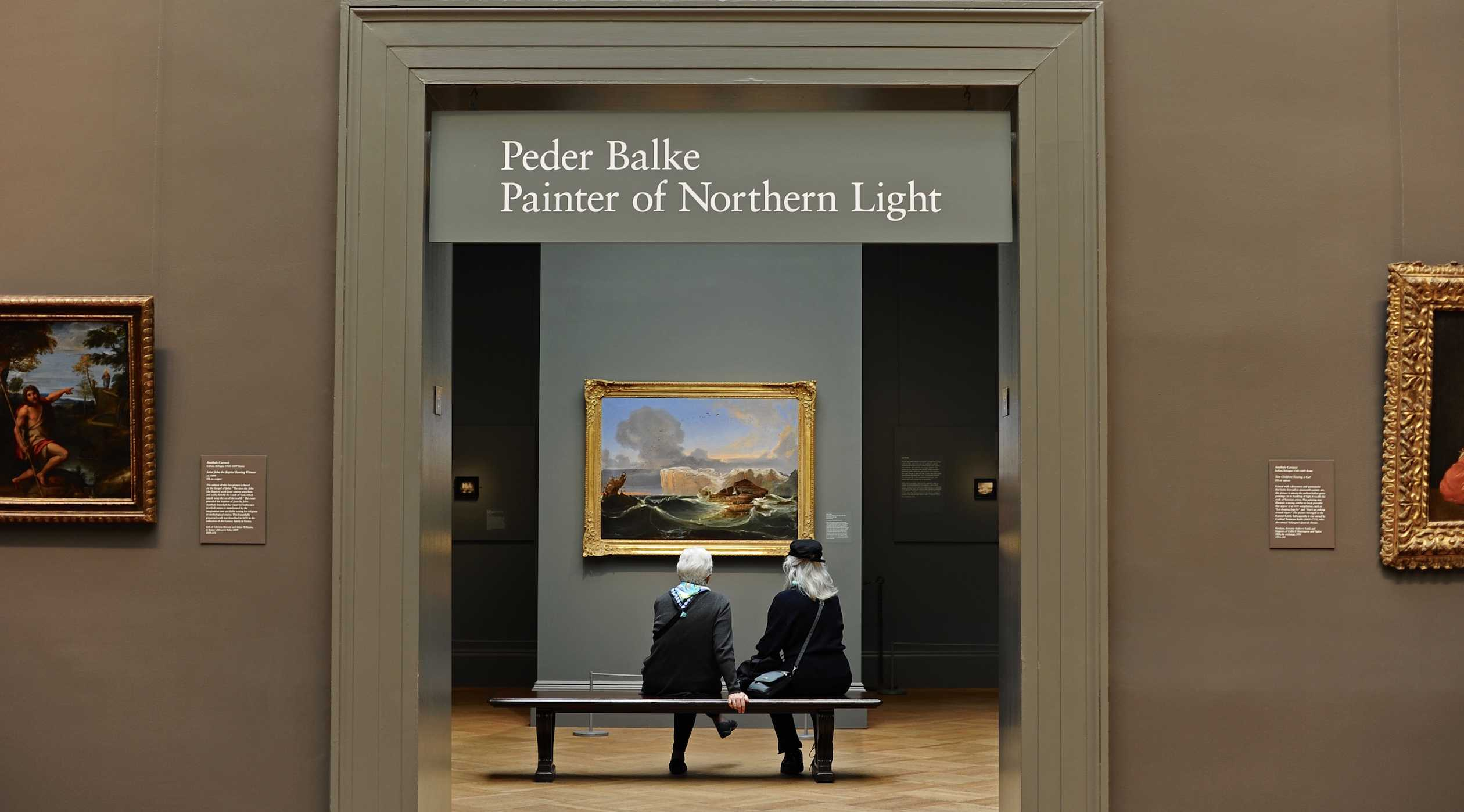"""Peder Balke: Painter of the Northern Light"" is on view at the Met Fifth Avenue at 1000 Fifth Ave. through July 9."