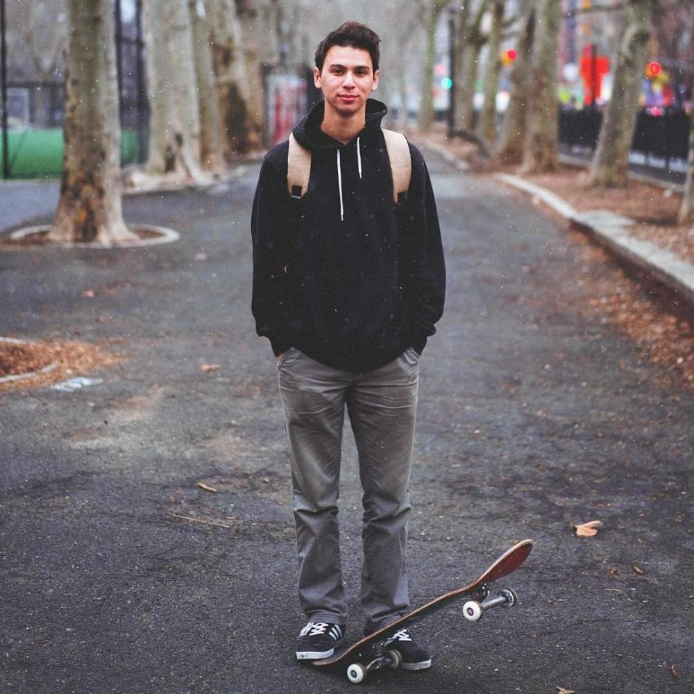Junior Josh Katz balances his Stern studies with running his 300,000 subscriber YouTube channel, that has attracted a total of almost 60 million views. Katz is one of a number of NYU students that lead successful YouTube sites.