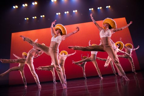 Ballet Hispanico Examines Dance and Politics