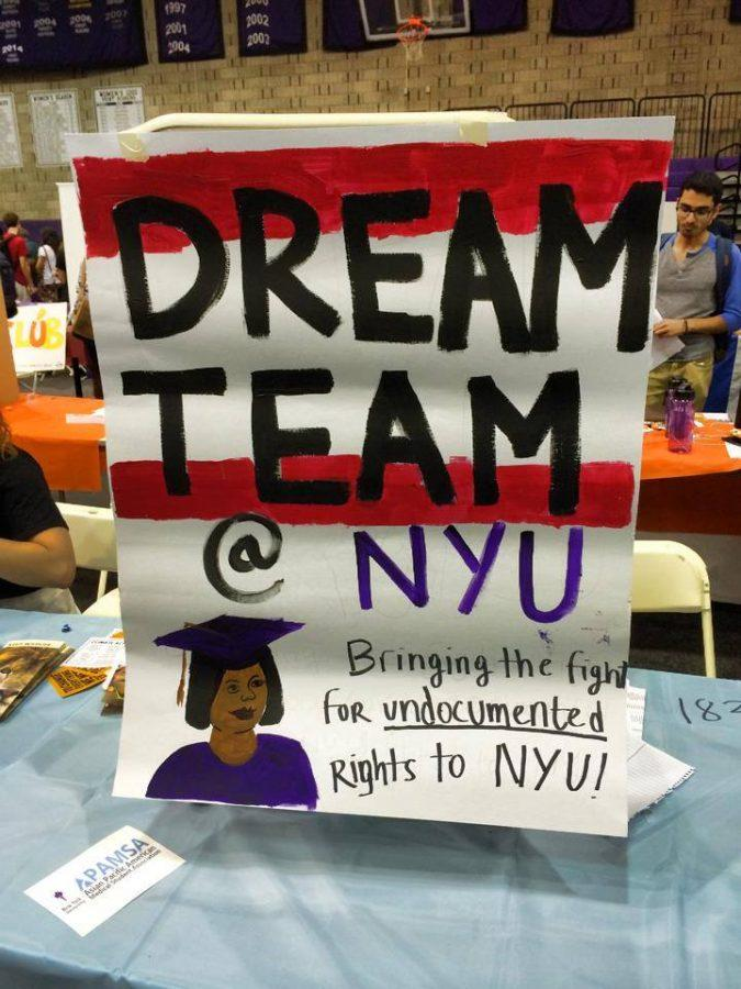The+NYU+DREAM+Team%2C+who+works+to+provide+a+safe+space+for+undocumented+students+at+the+university%2C+has+raised+concerns+about+the+deportation+of+Juan+Manuel+Montes.+Montes+is+the+first+public+case+of+a+protected+DACA+person+being+deported.