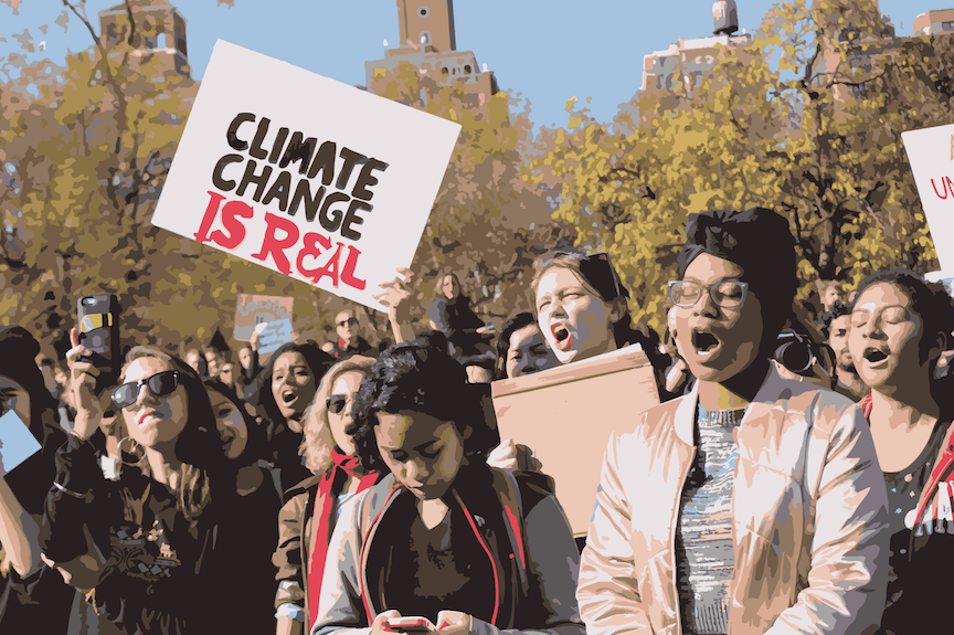 There+are+many+opportunities+for+NYU+students+to+make+an+environmental+impact%2C+such+as+participating+in+NYU+Divest+or+the+Community+Agriculture+Project.