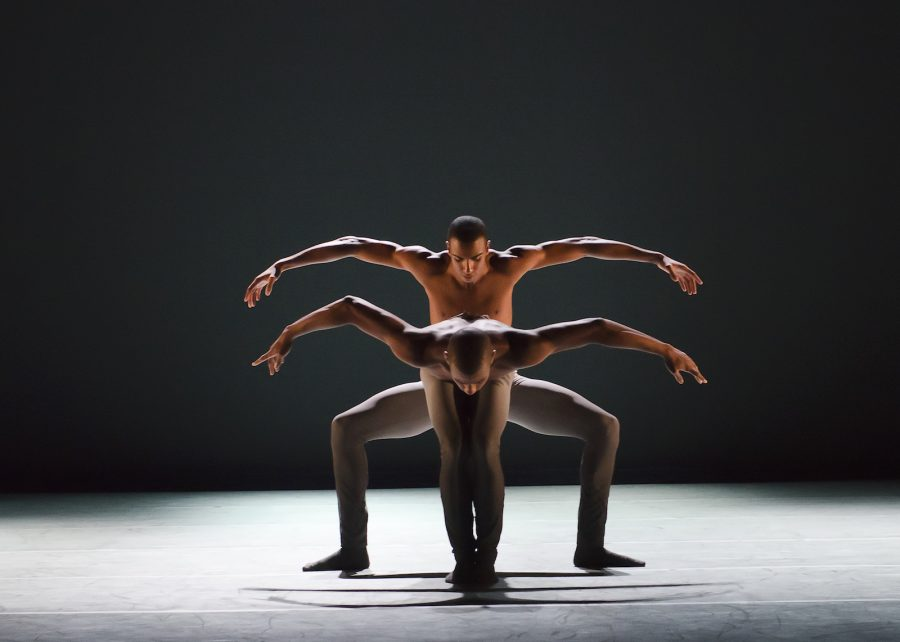 Ailey+2+is+composed+of+multiple+choreographed+works+that+serve+to+connect+to+the+community.+It+played+at+Skirball+Center+for+the+Performing+Arts+from+March+29+to+April+2.