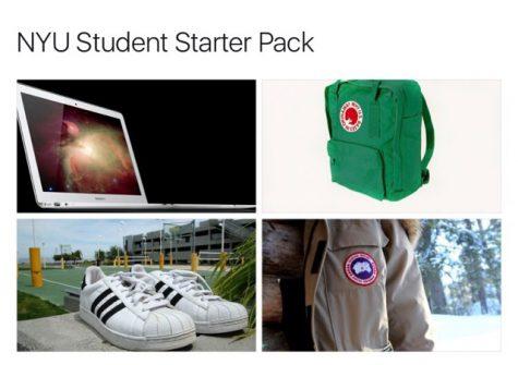 NYU Student Starter Pack