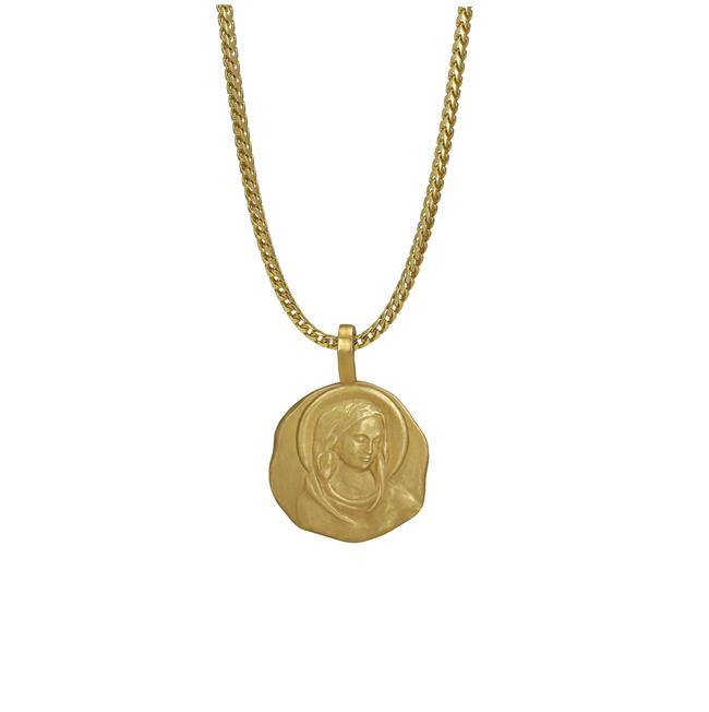 Kanye+West+has+recently+released+a+12+piece+jewelry+collection+inspired+by+14th+century+art+from+Florence.+West%E2%80%99s+jewelry+are+in+a+yellow+gold+color+and+are+all+18+karats.+