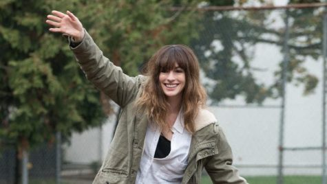 Anne Hathaway Faces Monsters in 'Colossal'