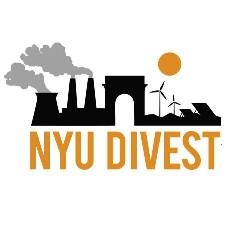 NYU Divest in 2016-2017