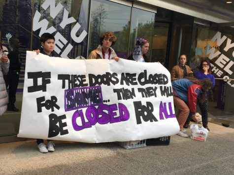 [PHOTOS] Incarceration to Education Coalition Occupation of Kimmel