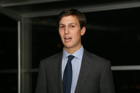 Jared Kushner, President Donald Trump's son-in-law, currently serves as the Senior Adviser to the President. Many NYU alumnus were disgruntled by Kushner's role in the Trump administration.