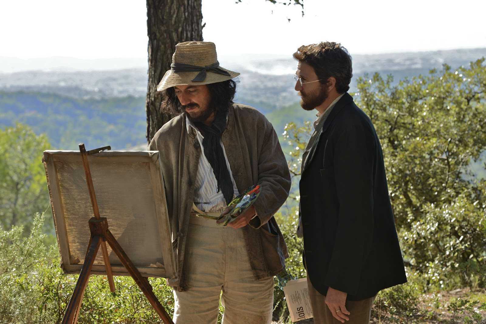 """""""Cezanne et Moi"""" is a film about the friendship between painter Paul Cezanne and author Emile Zola that arises when Cezanne challenges Zola about his recent work. The film will open on April 7 with a national rollout to follow."""