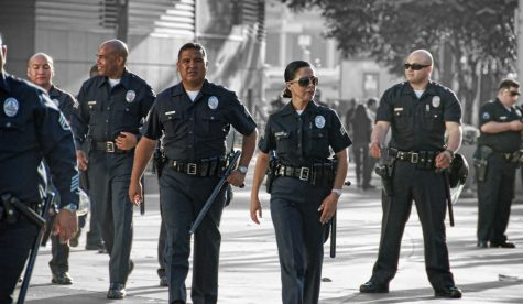 NYU Law Advises LAPD Through Policing Project