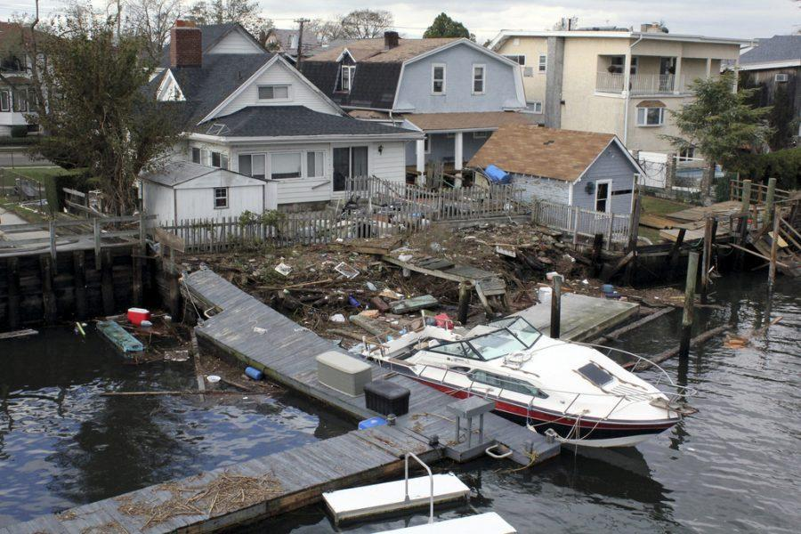 The+aftermath+of+Hurricane+Sandy+includes+the+destruction+of+property+on+Howard+Beach.+NYU%E2%80%99s+Population+Impact%2C+Recovery+and+Resilience+program+is+working+on+examining+communities+impacted+by+the+disasters+as+well+as+the+steps+towards+recovery.+