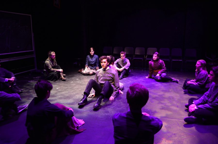 Steinhardt%27s+%22Spring+Awakening%22+captures+the+issues+that+come+with+sexual+oppression+in+the+1800s.+The+musical+ran+from+March+30+to+April+2.
