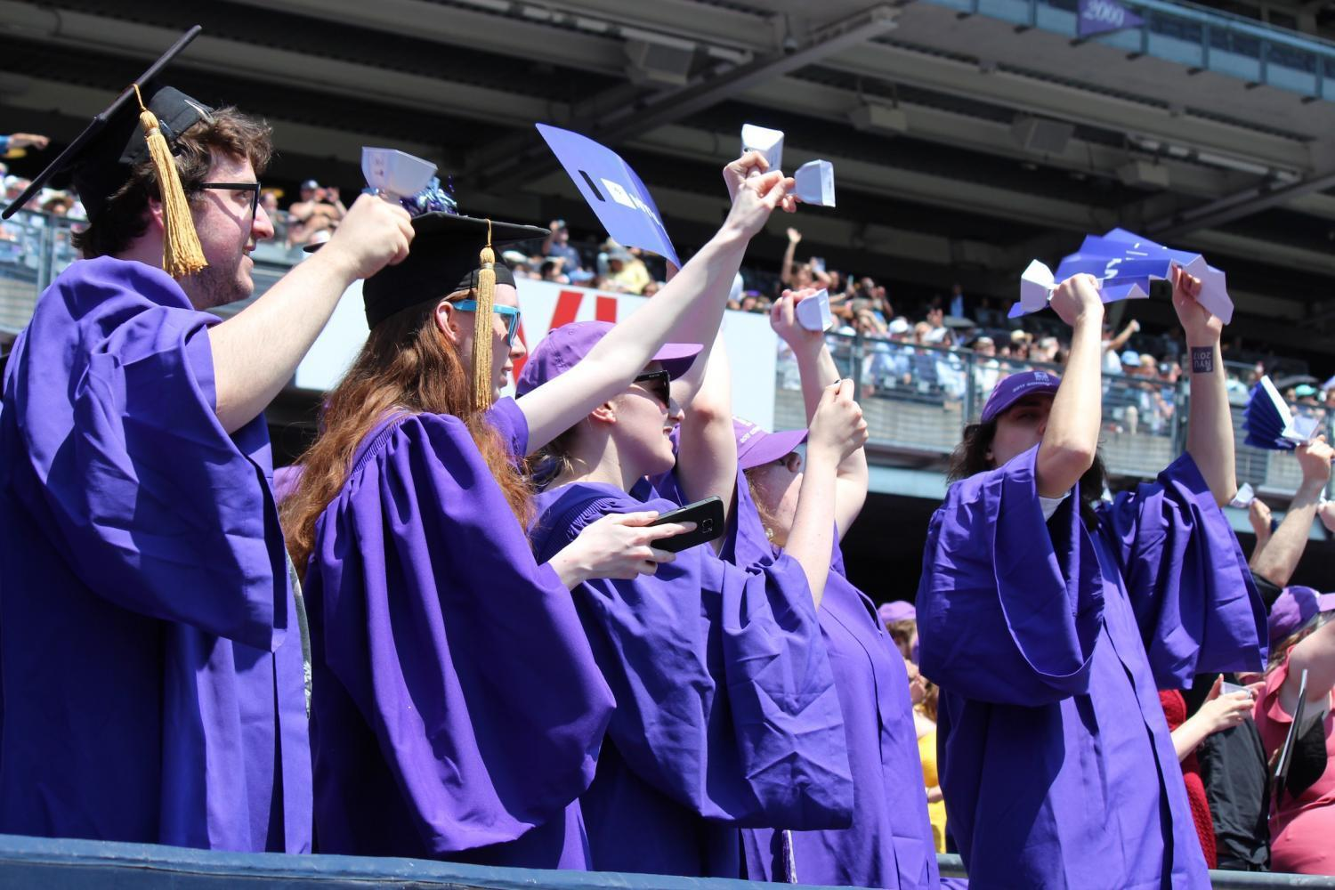 Graduates of 185th Commencement Stand for Honor in the Face of ...