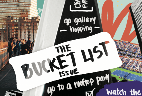 Staff Recs: NYU/NYC Bucket List