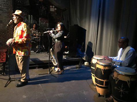 Banana Puddin' Jazz on AvenueC