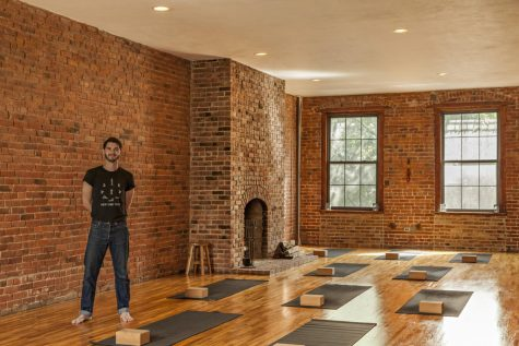 Gallatin Alum's St. Marks Yoga Studio Brings Him Full Circle