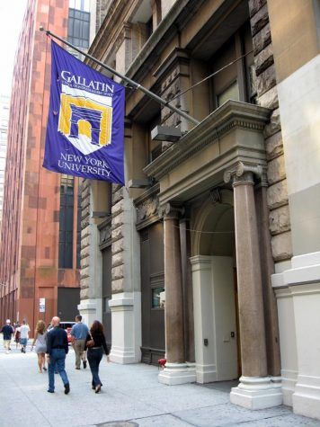 Then and Now: NYU Landmarks Over Time